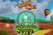 The Wizard Of Oz Road To Emerald City